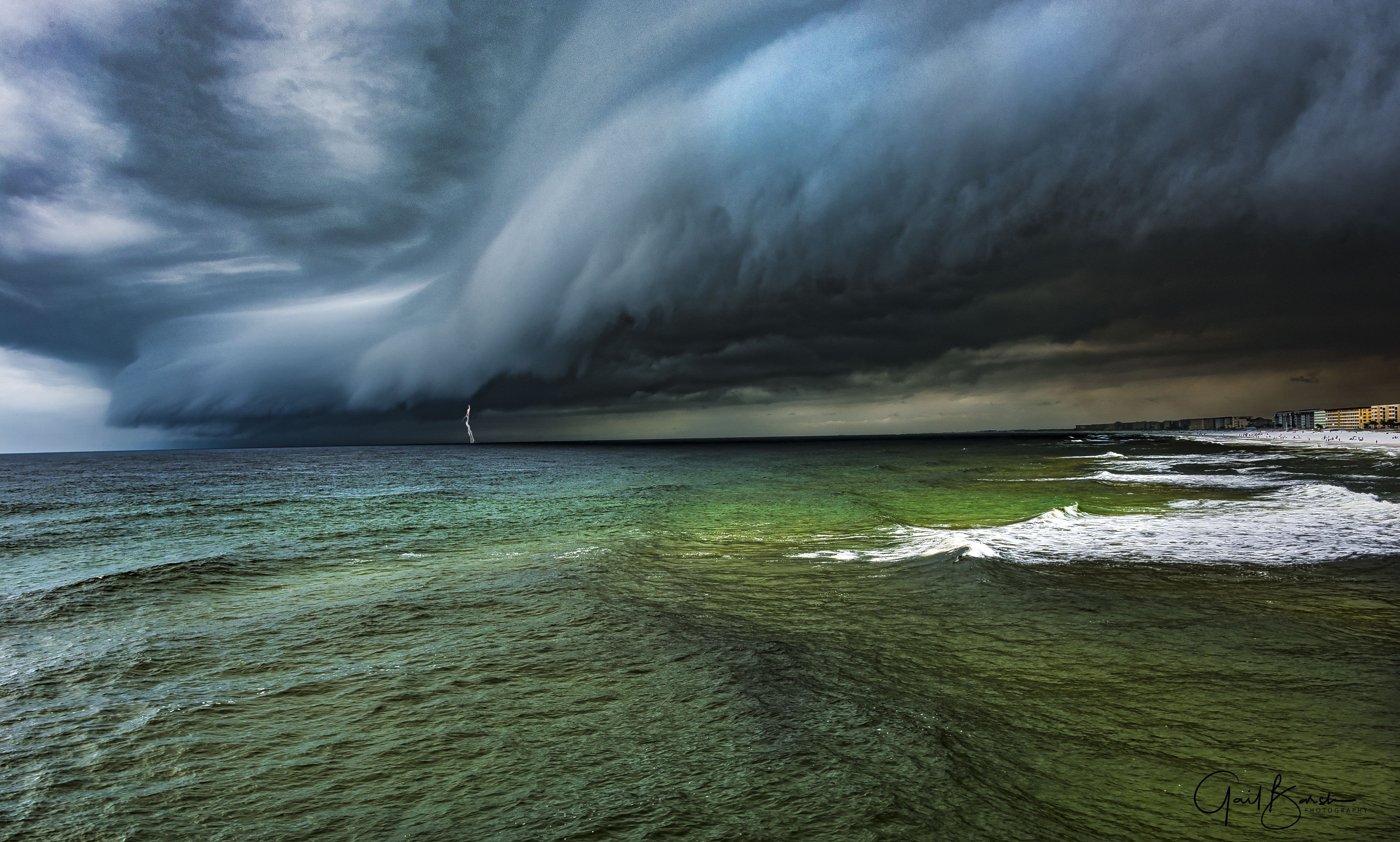 Stormy by Gail Barsh Photo editor for mac, Fort walton