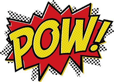 Sneak Genius: POW! | Superhero cartoon, Superhero printables, Comic book  style