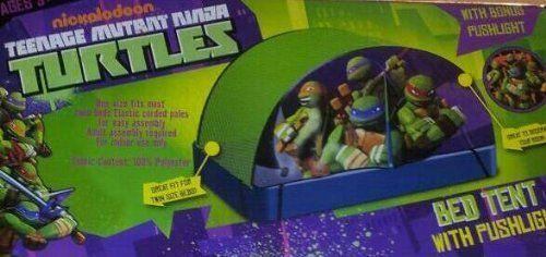 Best Black Friday Deal Teenage Mutant Ninja Turtles Bed Tent 640 x 480