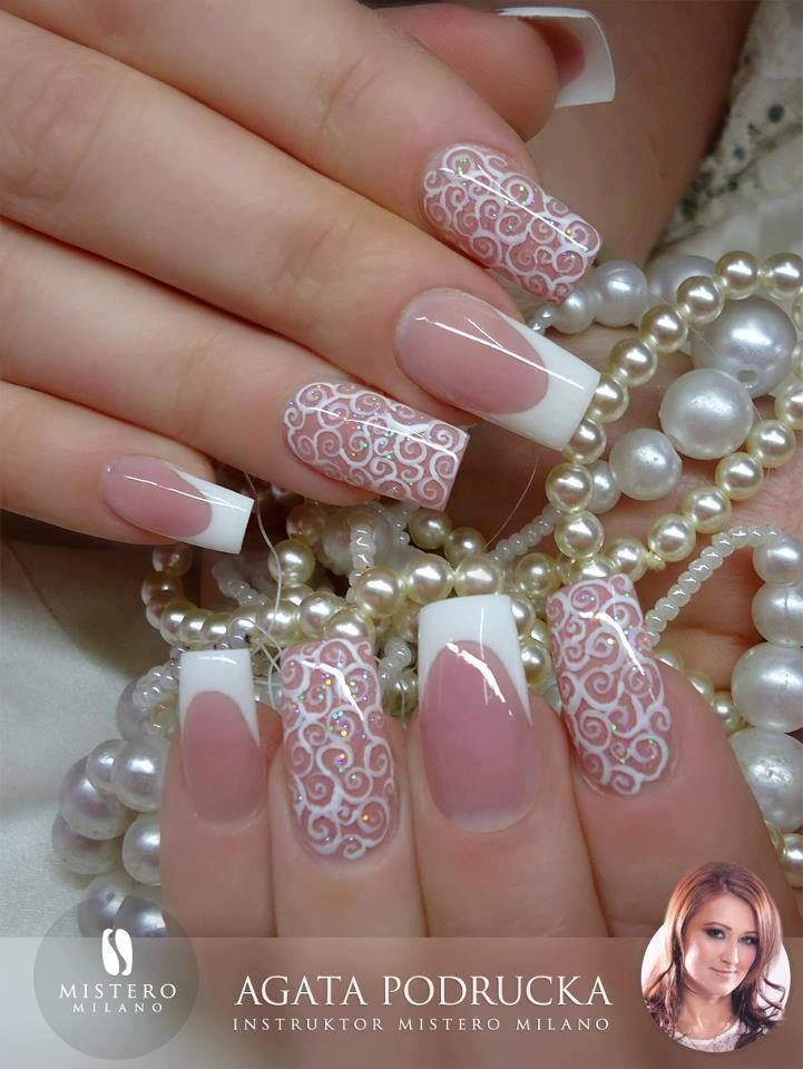 Pin by Sonia Sepulveda on Uñas   Pinterest   Manicure, French nails ...