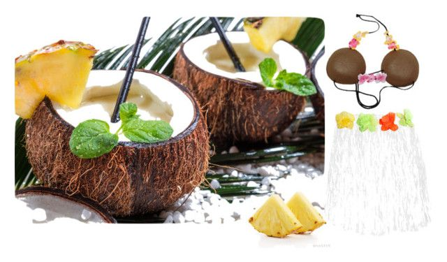 """""""coconuts"""" by nutgirl ❤ liked on Polyvore"""
