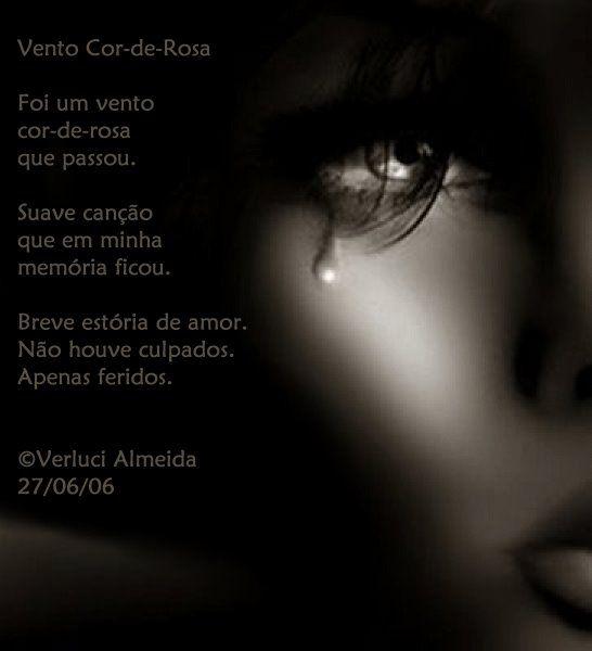 https://www.facebook.com/VerluciAlmeidaPoesias   <3 Vento Cor-de-Rosa