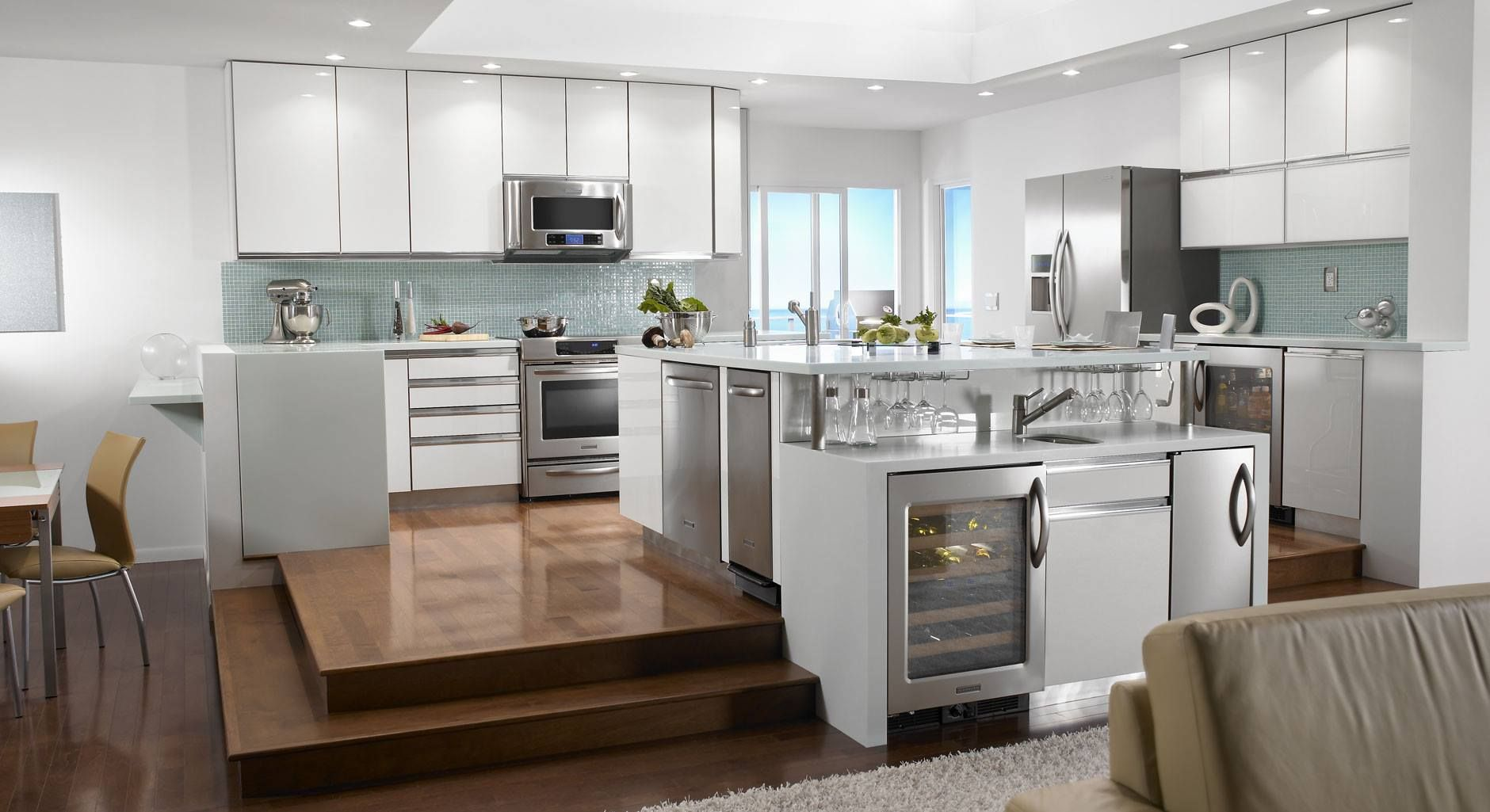 Don T You Love This Great Kitchen Featuring Kitchenaid Liances