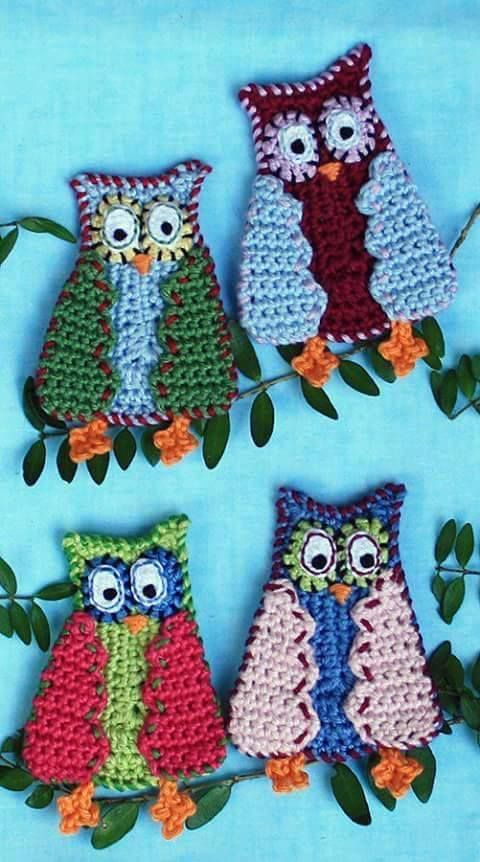 Luty Artes Crochet: Acessorios | crochê 2 | Pinterest