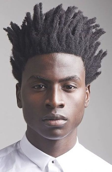 50 Of The Coolest Mens Black Afro Hairstyles Dramatic Dreads