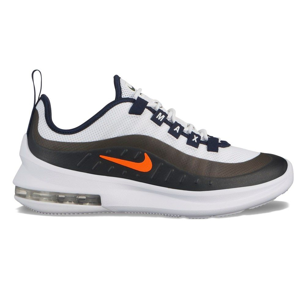 Nike Air Max Axis Grade School Boys' Sneakers, Boy's, Size: 4, Black