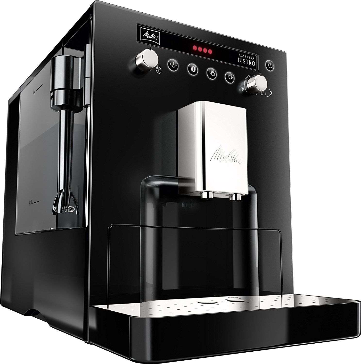 Melitta MEL6613822 Caffeo Bistro Fully Automatic Bean to