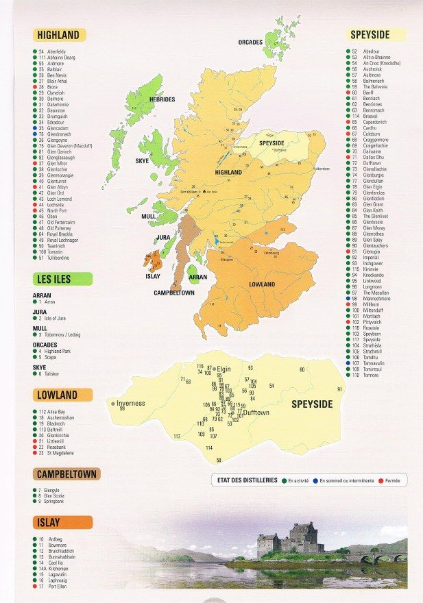 distillerie ecosse carte   Recherche Google | Scotland summer 2016