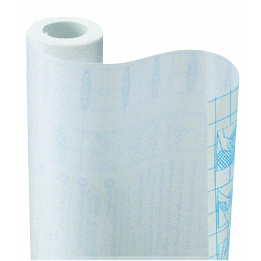 Clear Matte Covering Self-Adhesive Privacy Film and Liner Con-Tact ...