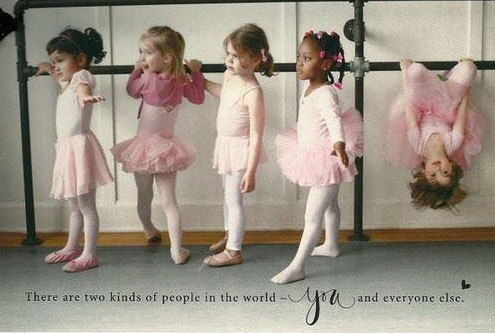 picture ballerinas hanging upside down | Email This BlogThis! Share to Twitter Share to Facebook