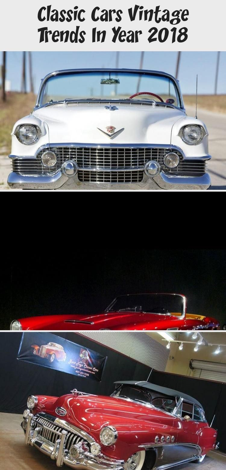 Classic Cars Vintage Trends In Year 2018 In 2020 Classic Cars Vintage Classic Cars Vintage Trends
