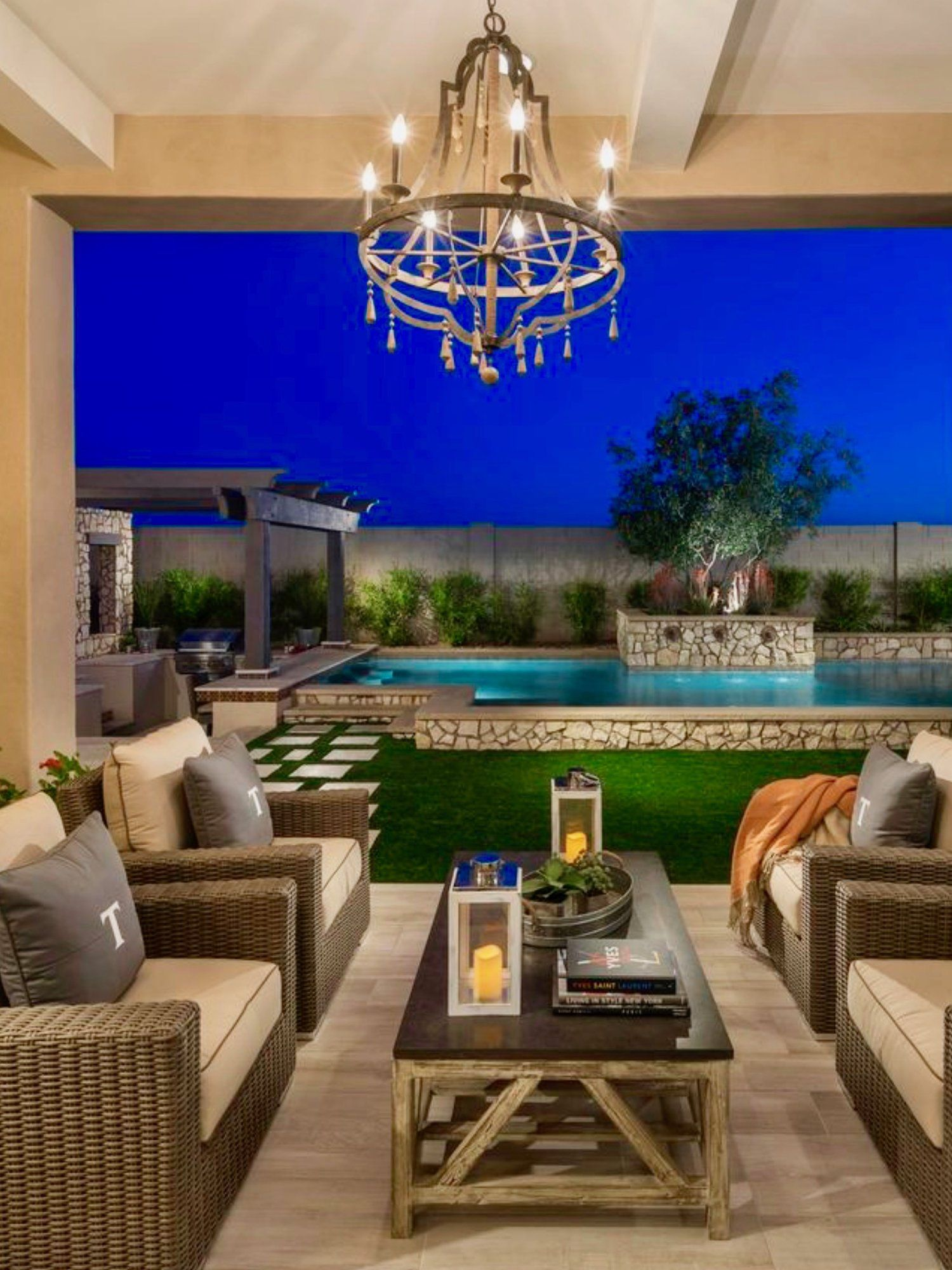 28 Trend Setting Outdoor Living Spaces Tollbrothers