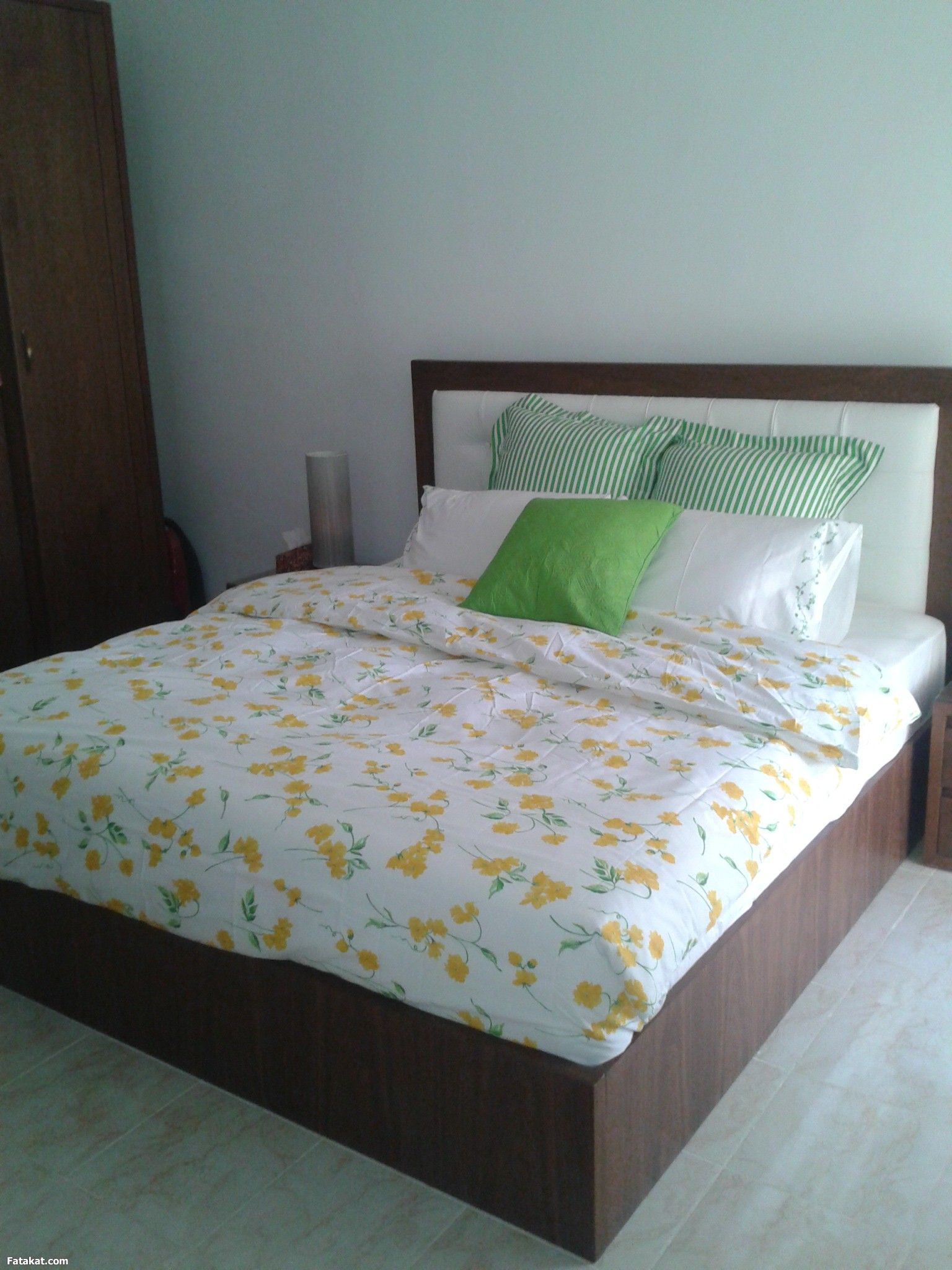 فكر جديد فى فرش النوم افرشى اوضتك زى الفنادق Home Decor Decor Furniture