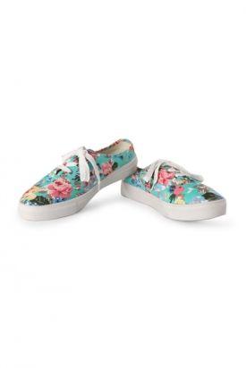 Hoppingo | People Multicoloured Lace Up Shoes