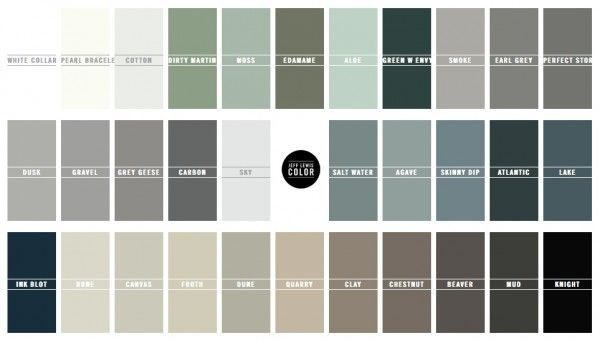 Jeff Lewis Color Love Every Paint Colors In