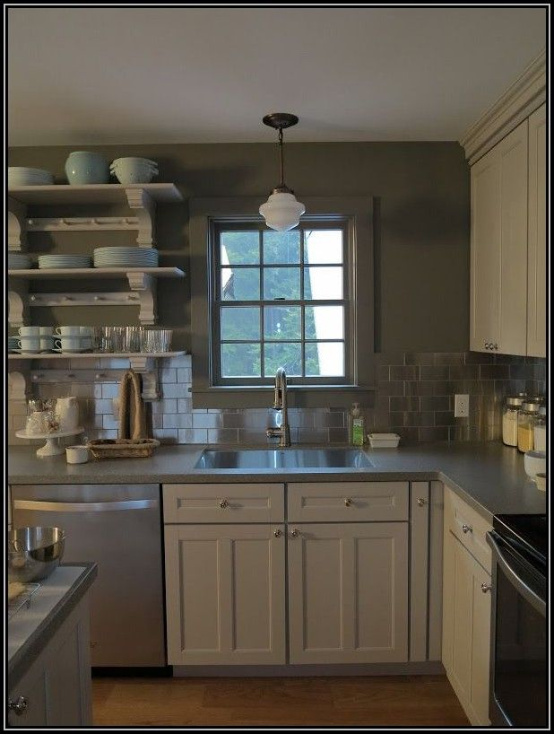 Best Martha Stewart Kitchen Cabinets Sharkey Gray Martha 640 x 480