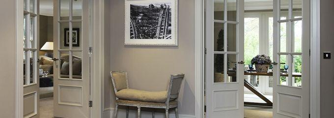 White Doors - Todd Doors & White Doors - Todd Doors | Kitchen ideas | Pinterest | Internal ...