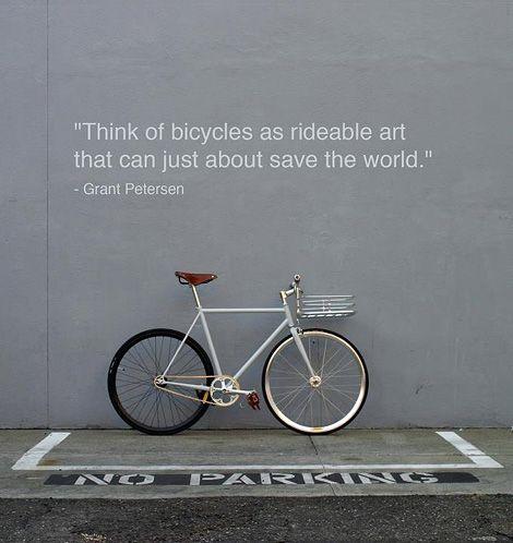 Rideable Art Bicycle Bike Art Bike