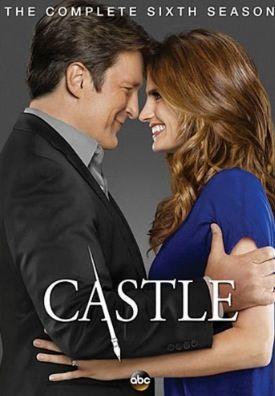 Castle season 6 cover art!!!! Best tv show ever!!!!