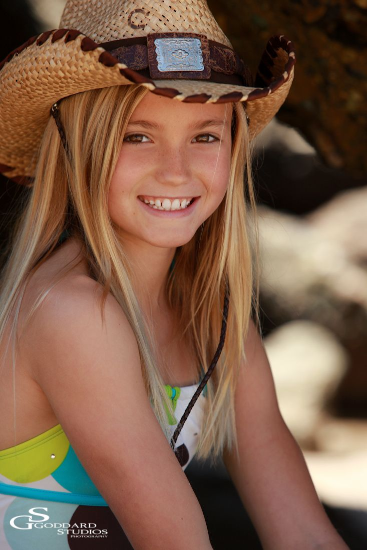 image Stunningly beautiful teen lilly is a social