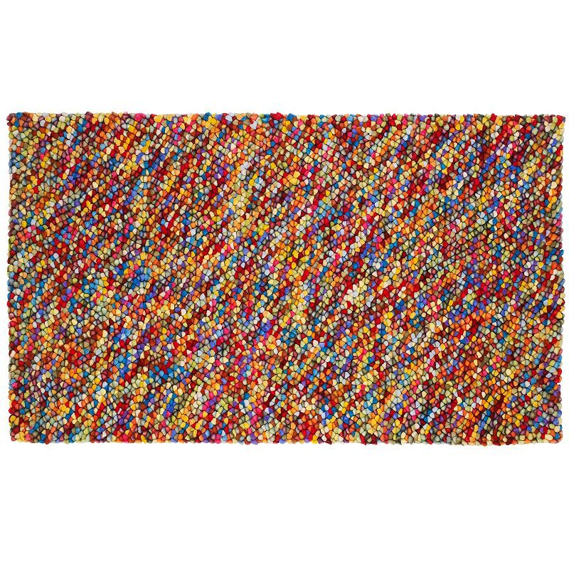 John Lewis Jelly Beans Rug Multicoloured Online At