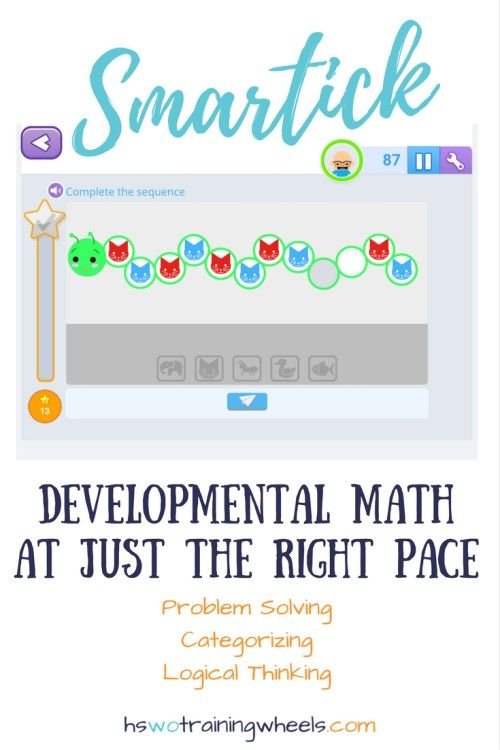 Smartick: Developmental Math at Just the Right Pace | Math skills ...
