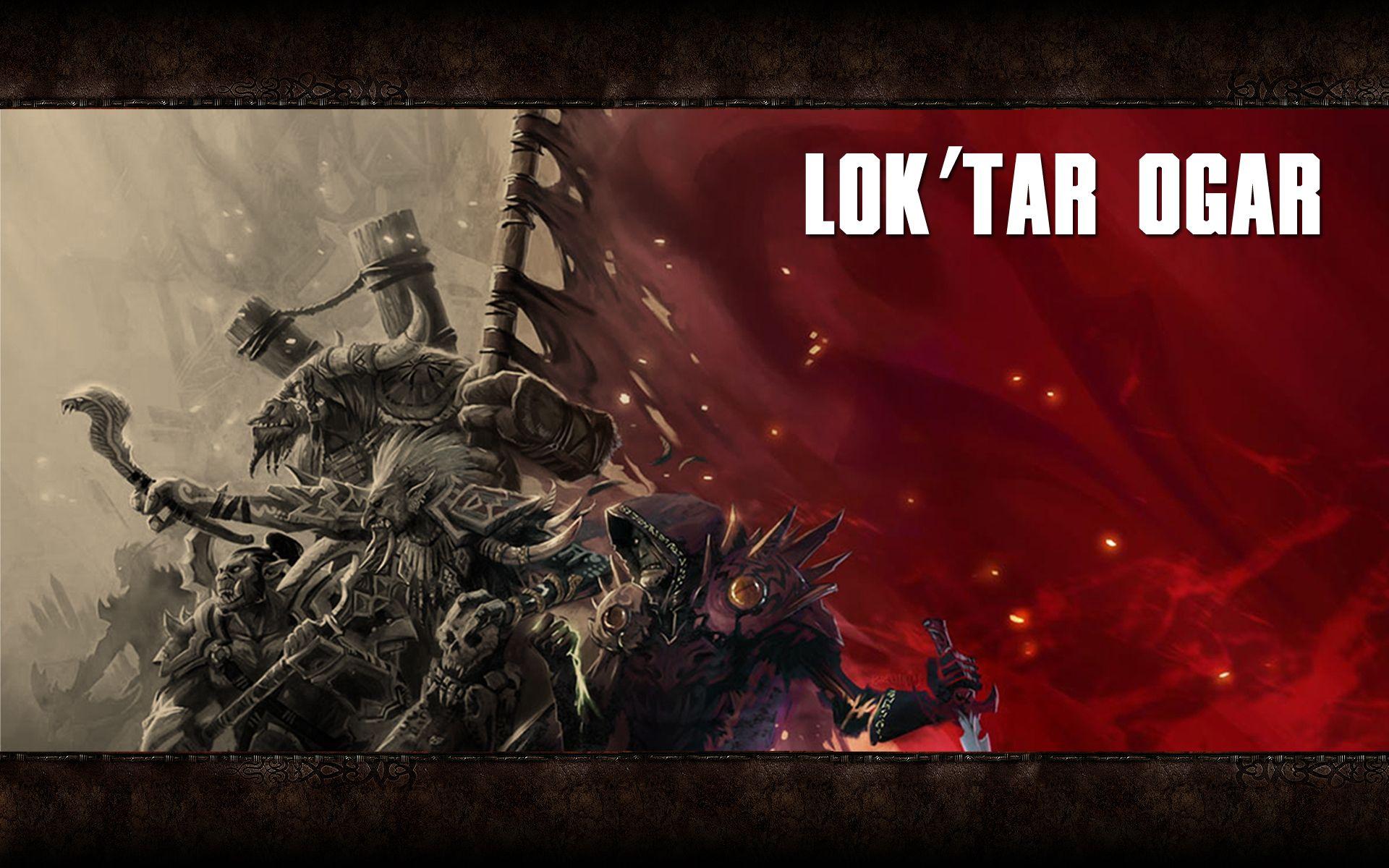 World Of Warcraft Horde Orcs Tauren Trolls Wallpaper Fantasy Games