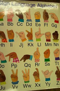 kinderdi: Sign Language Sight Words