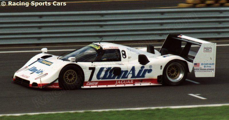 Jaguar XJR-16 Most 1997