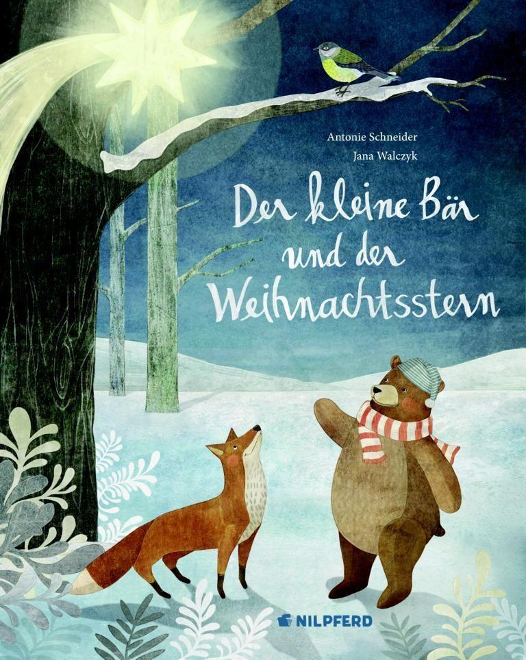 Bilderbuch Tannenbaum.Bilderbuch Weihnachten Nilpferd Verlag Weihnachtsstern