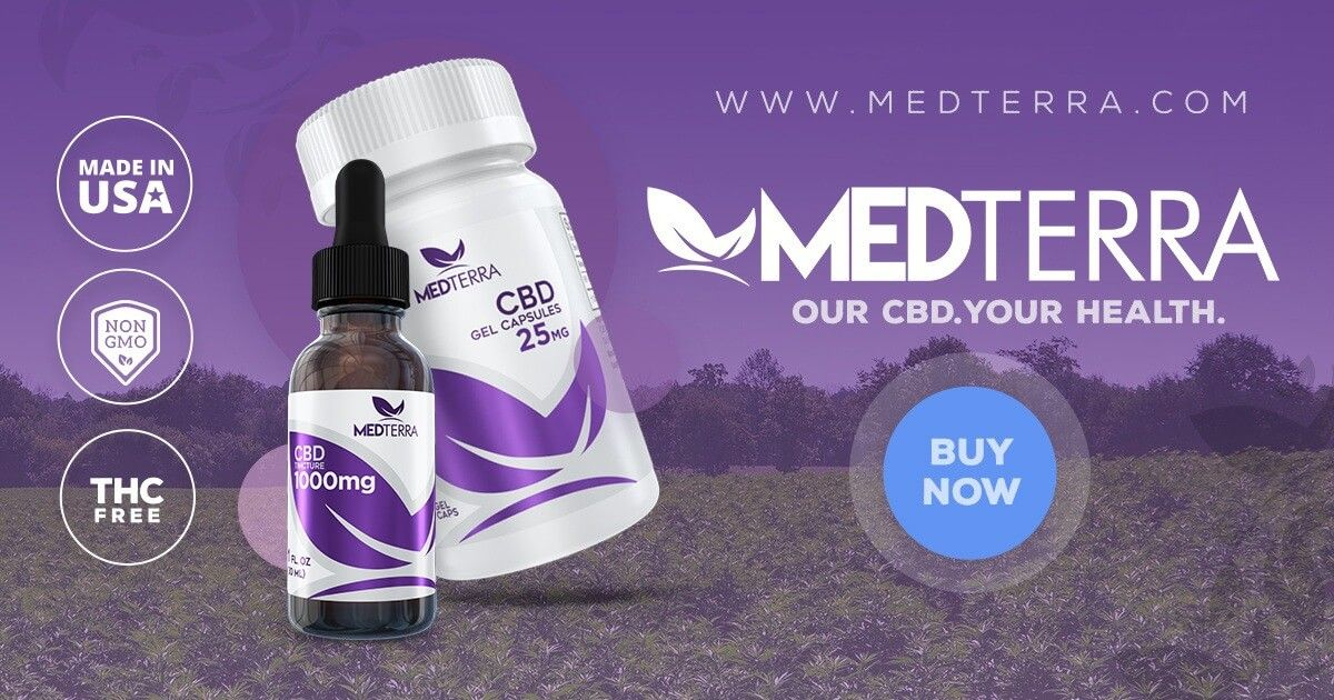 Medterra's hemp is grown and extracted under the strict