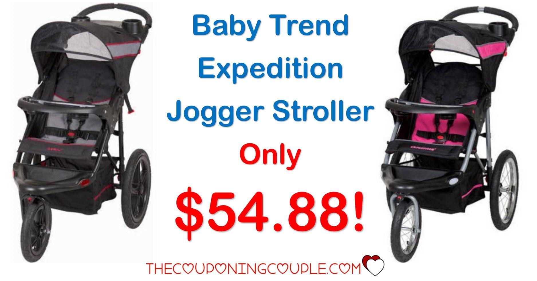 19+ Baby trend jogger stroller manual information