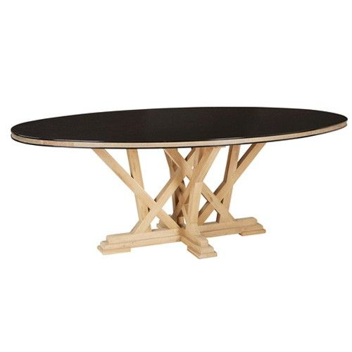 BoBo Intriguing Objects Oval Maquette Dining Table