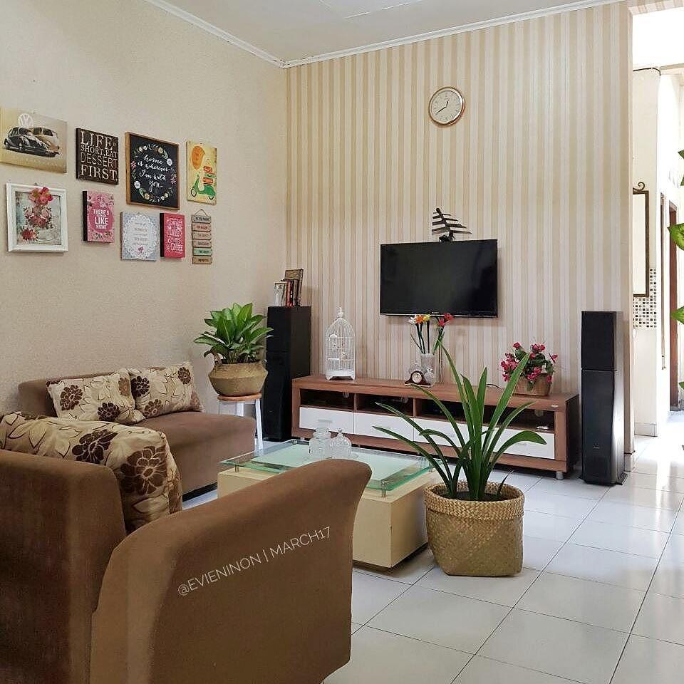desain interior ruang tamu minimalis modern terbaru dekor rumah also rh pinterest