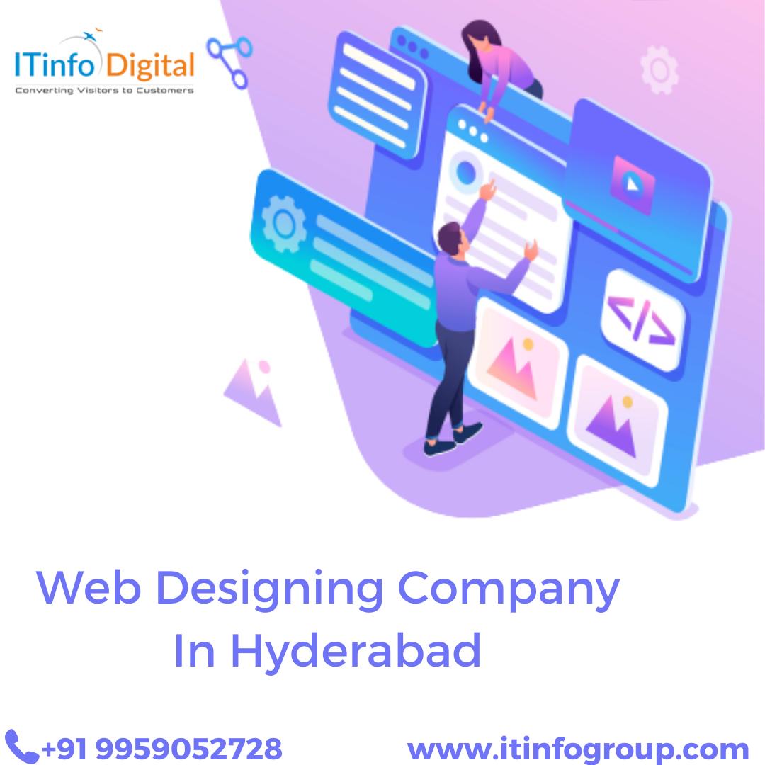 Web Designing Company In Hyderabad In 2020 Web Design Web Design Services Web Design Agency