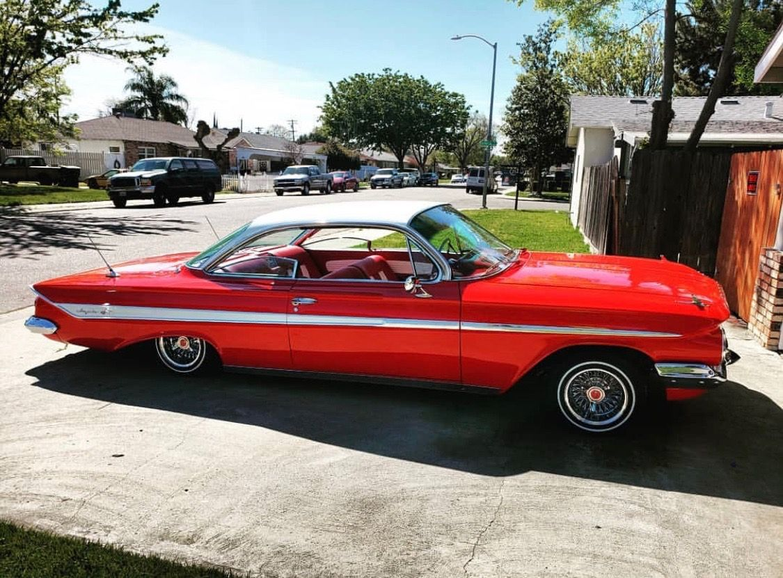 Pin By Jr On Ace Nation 1961 Chevrolet Impala Chevrolet Impala