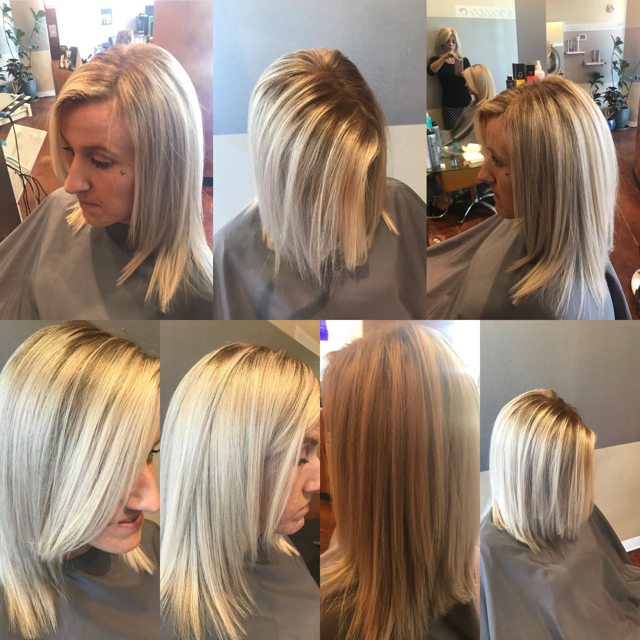 We At Salonspa7 Understand All Your Concerns About Your Hair And Solve Your Problems With Wide Range Of Hair Colour S Best Hair Salon Hair Highlights Hair Care