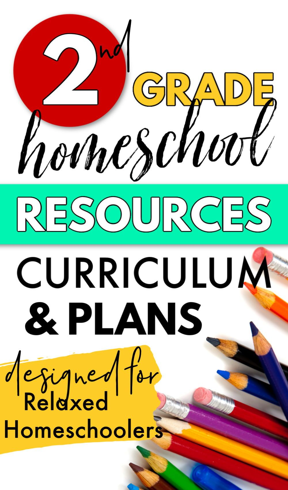 Photo of How to Homeschool Second Grade: Curriculum & Plans