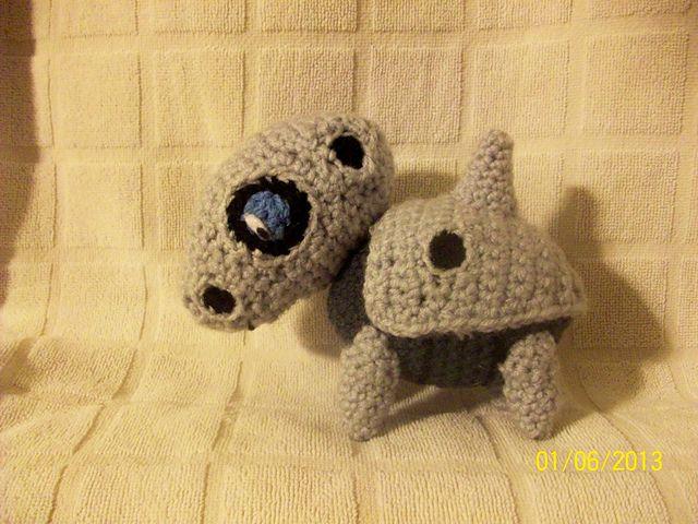 Crochet Aron pokemon | Amigurumis | Pinterest