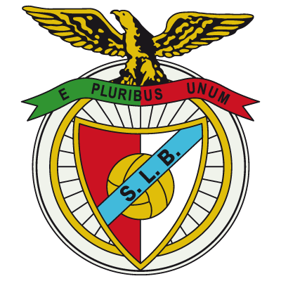 S L Benfica European Football Team Badge Football Club