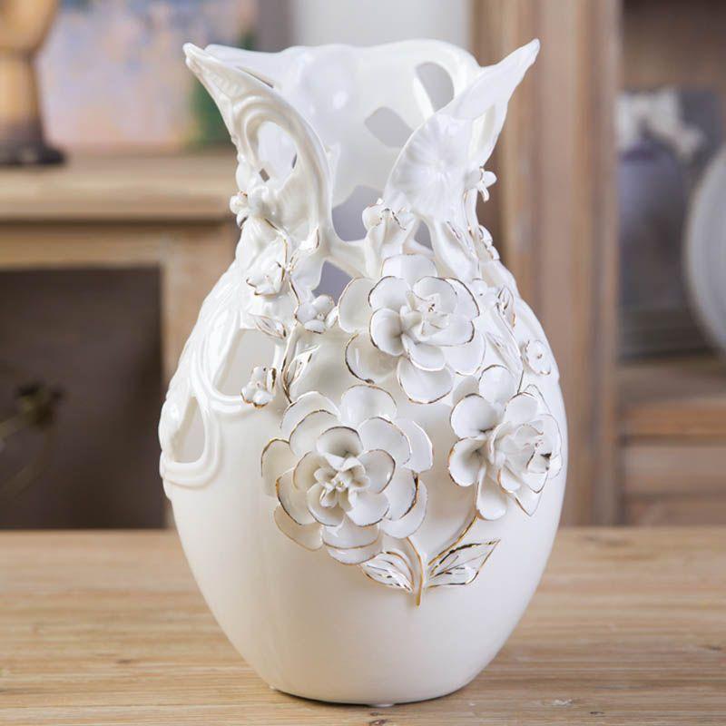 Click to Buy \u003c\u003c Modern home accessories vases Decoration