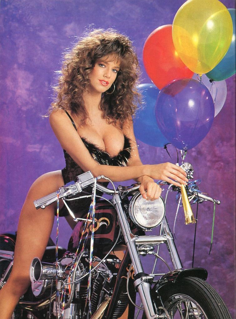 Racquel Darrian Set Easyriders