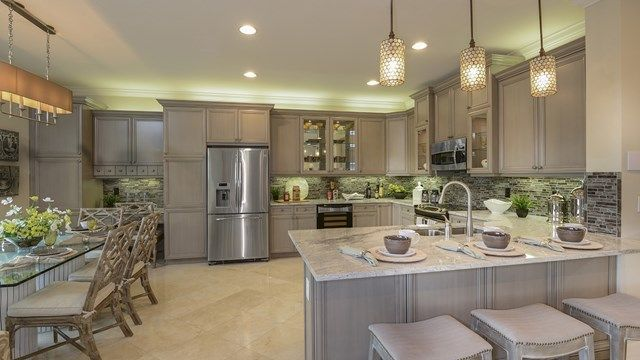 Gl Homes In Naples Fl The Conrad Model Home At Riverstone Florida Glhomes