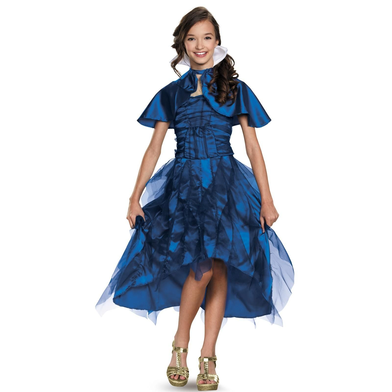 Disneys Descendants Deluxe Evie Coronation Costume For