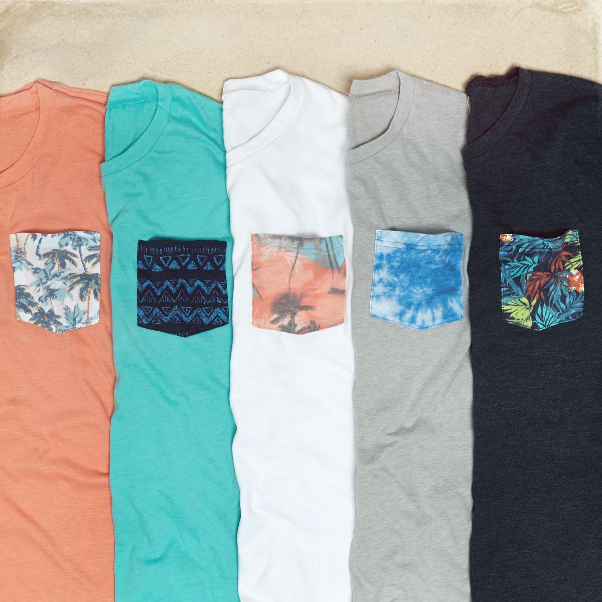 T-Shirts & Henleys | Hollister Co.