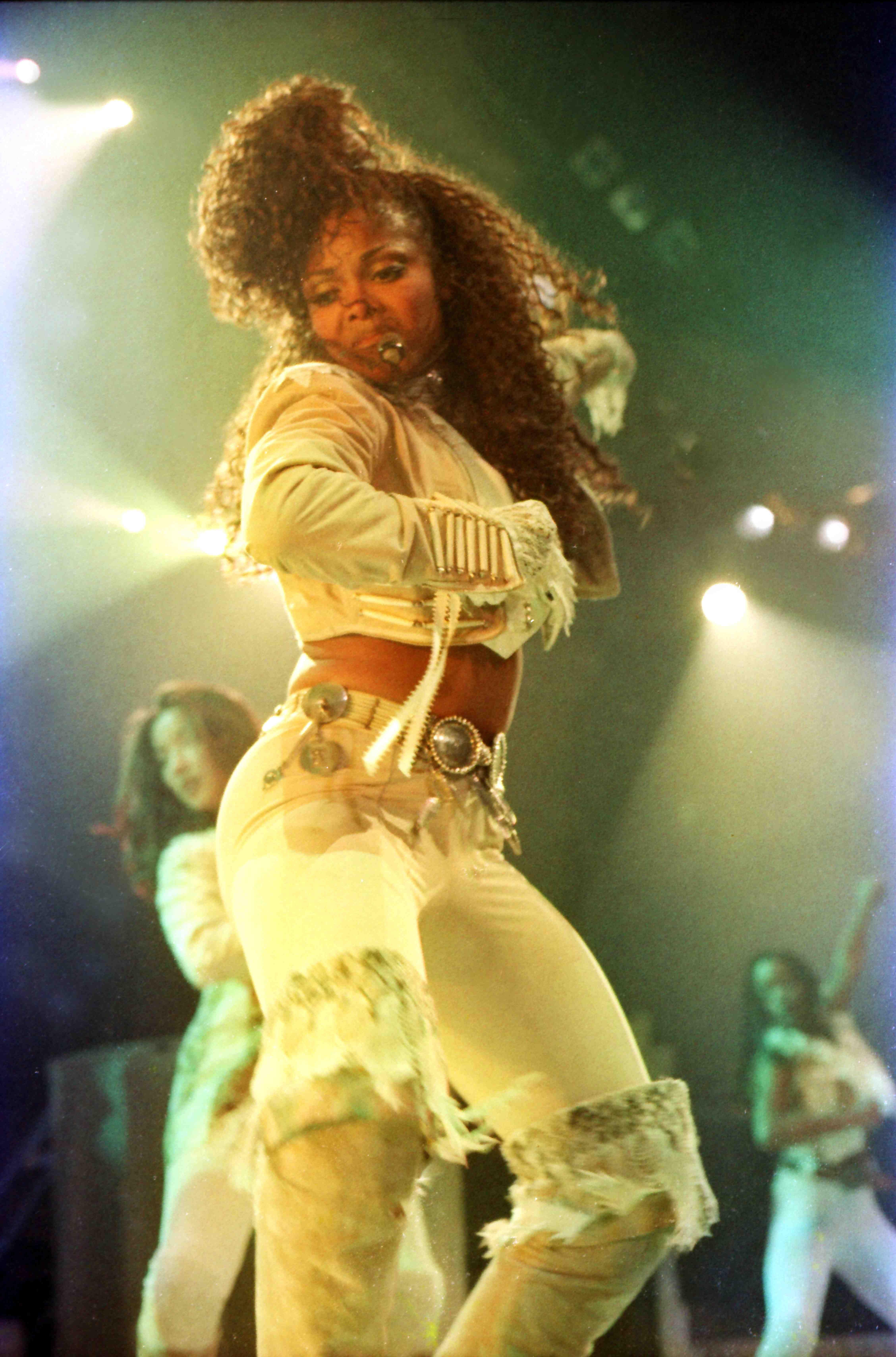 Janet Jackson - janet  World Tour 1993 -1995   Janet Jackson