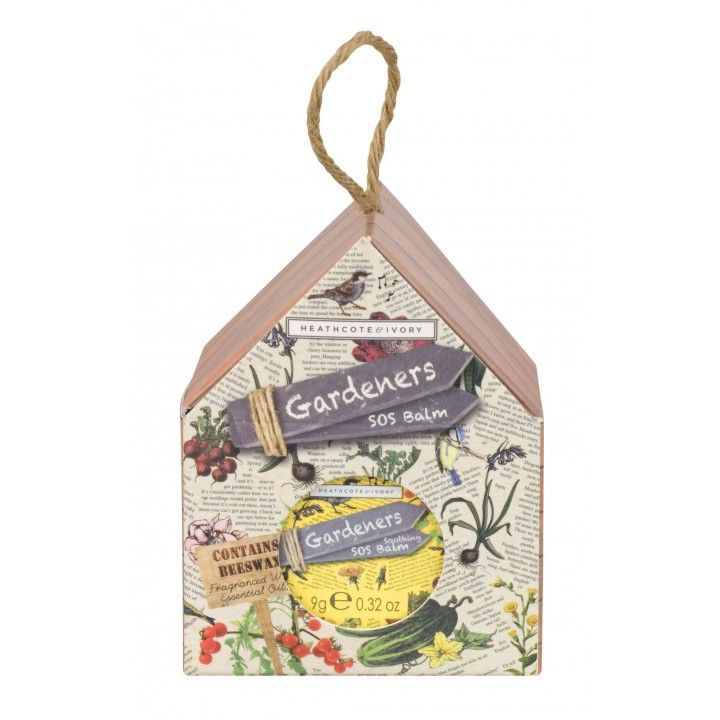 Gardeners SOS Balm Christmas Shopping Ideas Pinterest Boxes