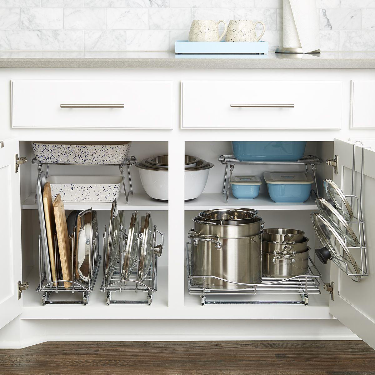 Organize Your Kitchen Like A Professional Diy Kitchen Storage
