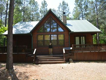 Ayatia Southern Hills Beavers Bend Resort Park High Luxury Cabin Offers 4 Bed Types Sleeps Up To 8 People Cabin Lake Cabins Luxury Cabin