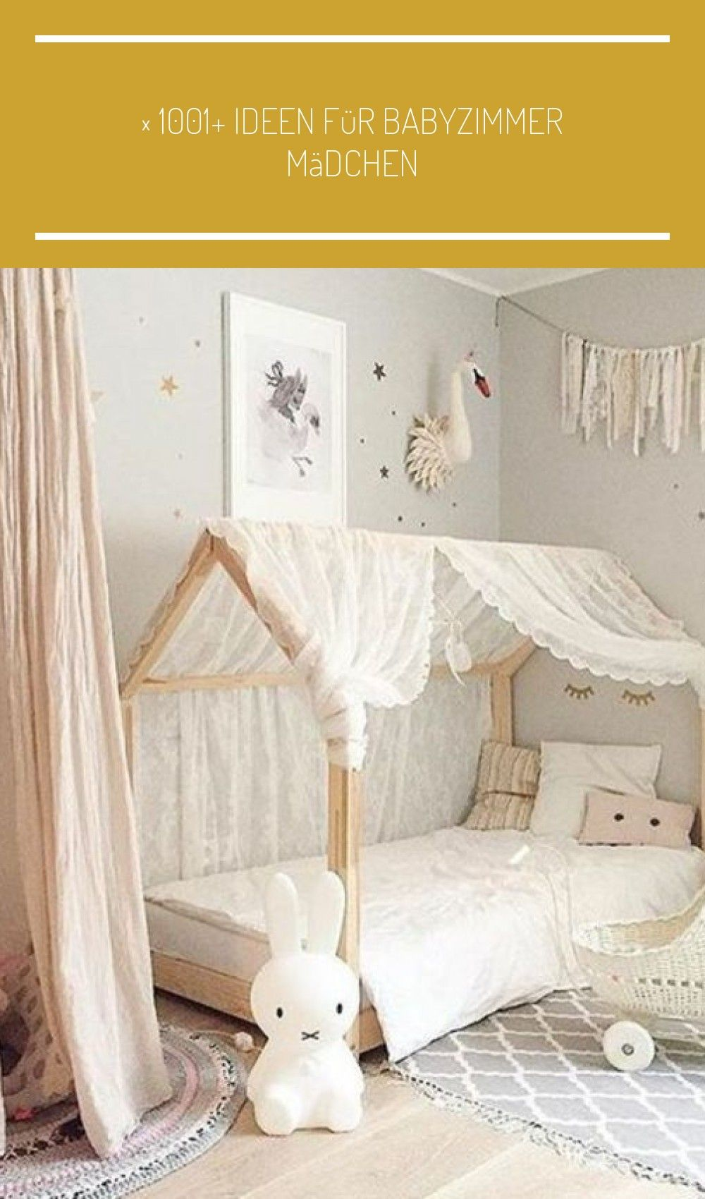 Kinderzimmer Idee Dezente Farben Und Einrichtung Weiß Für Mädchen Oder Junge Kinderzimmer Spielecke Kinderzimmer Ideen Jungen Farbe In 2020 Toddler Bed House Beds Bed